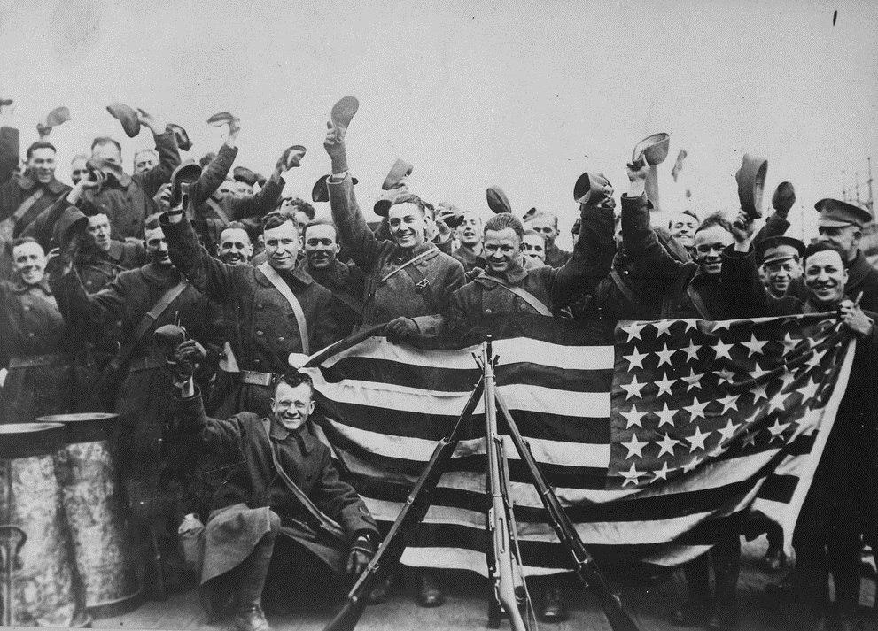 Как американцы оккупировали Россию