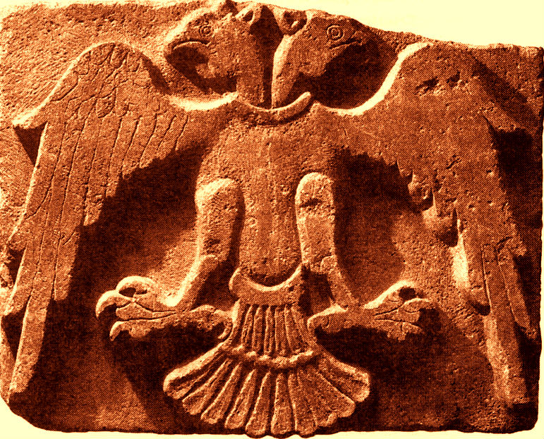 Хетты. Народ, который поклонялся двуглавому орлу (7 фото)
