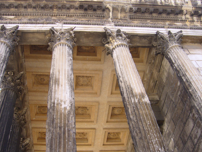 Коринфские колонны