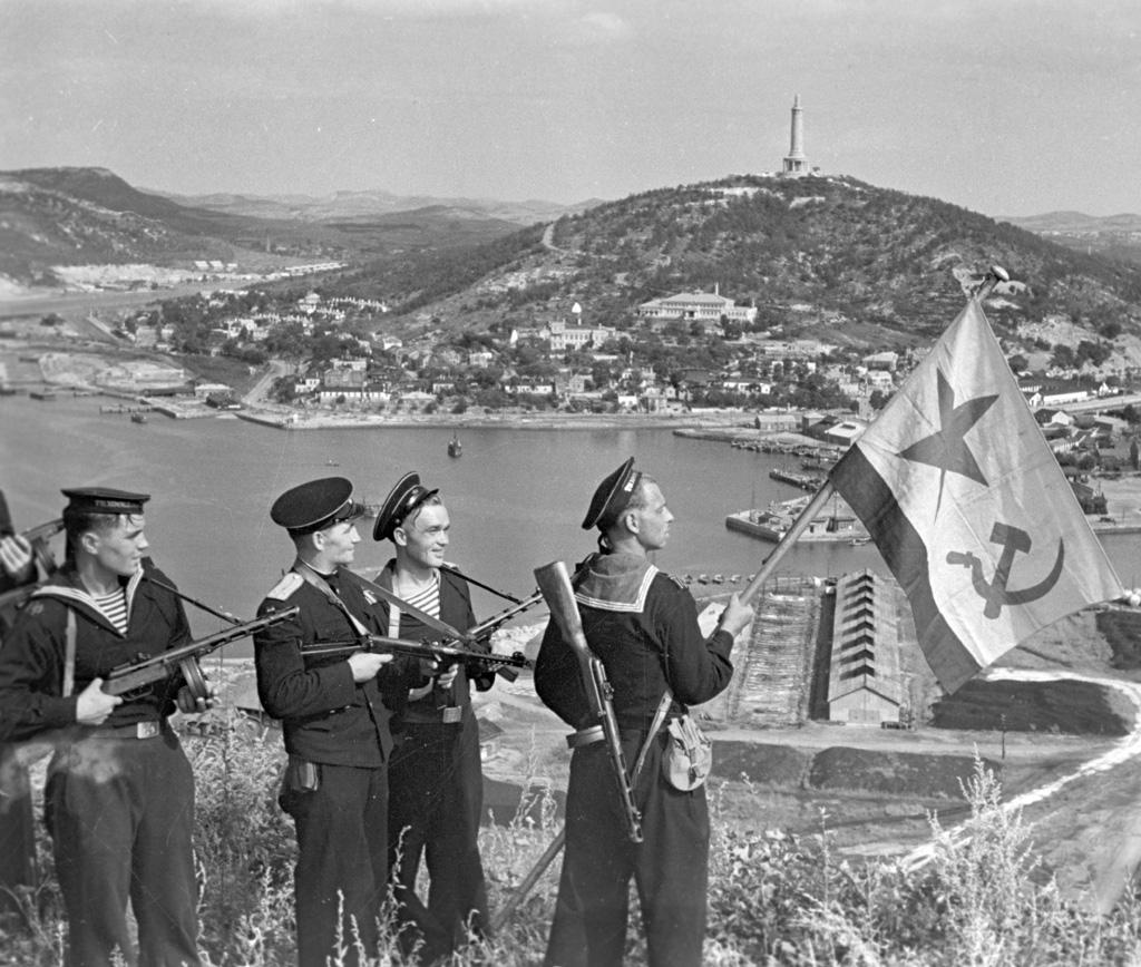 Порт-Артур и другие территории, которых лишилась Россия