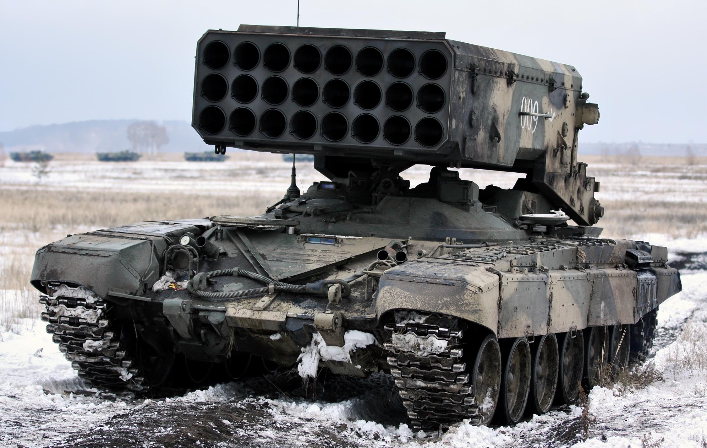 Танки и другие боевые машины