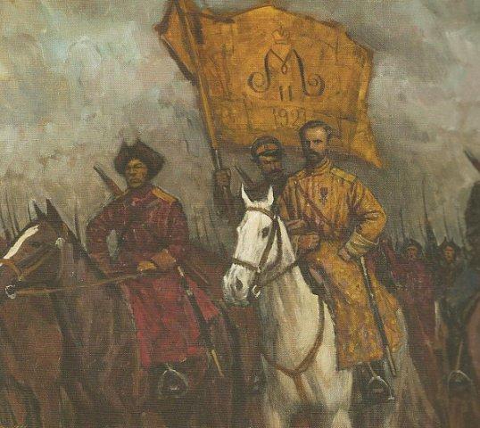 Барон Унгерн: Белый бог войны
