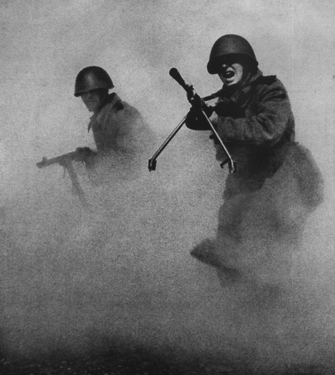 С кем Россия воевала больше всего (5 фото)