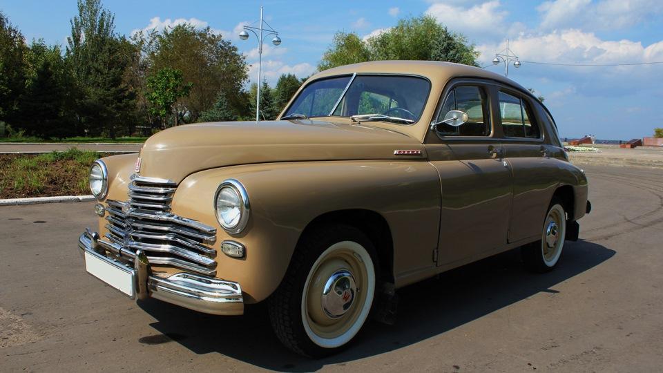 5 советских автомобилей, ставших популярными на Западе | Русская семерка