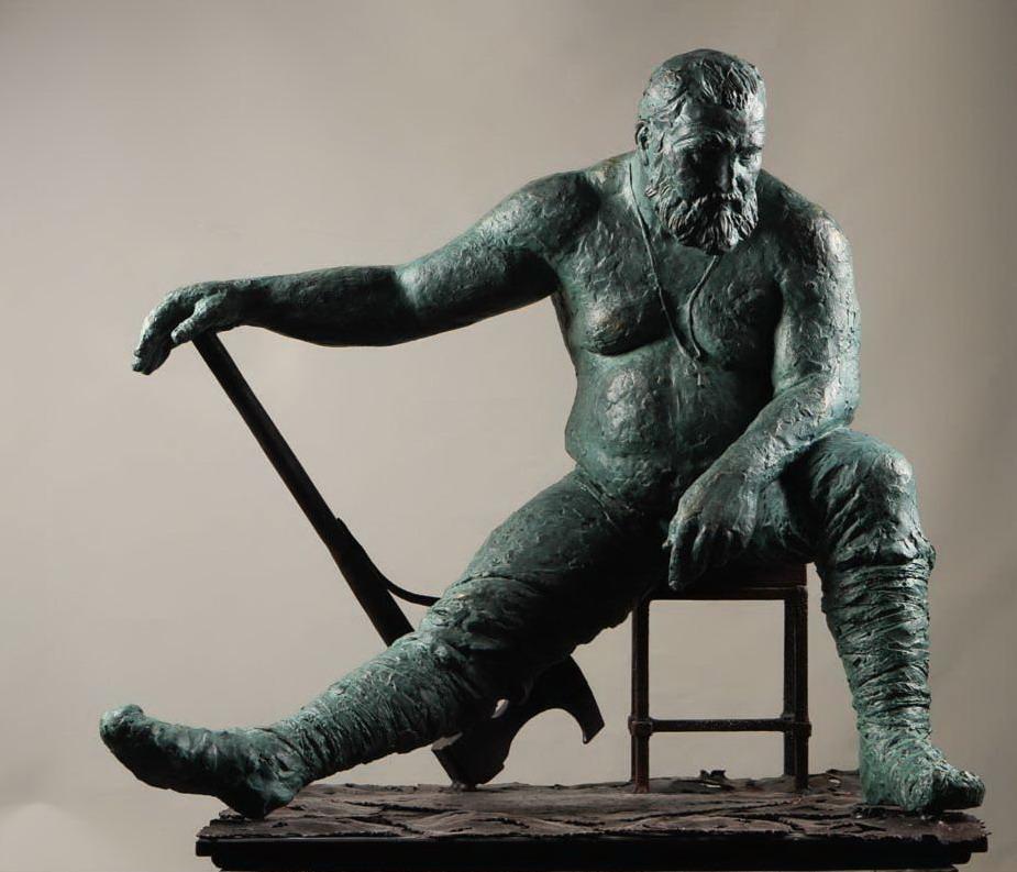 Григорий Русаков и другие самые сильные люди в истории России (8 фото)