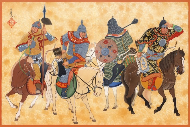 Что произошло с татаро-монголами