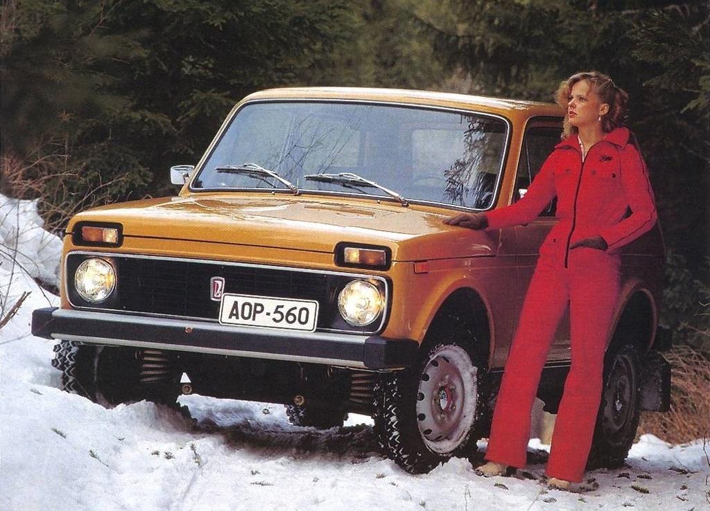5 советских автомобилей, ставших популярными на Западе