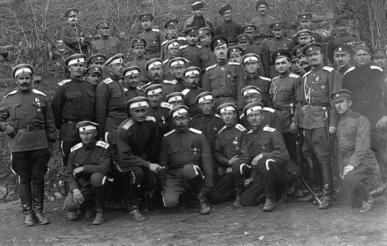 Почему русский народ не поддержал Белую армию