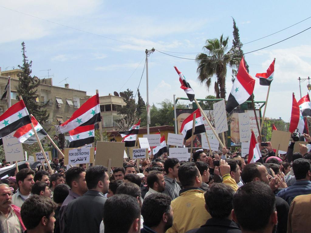 Факты о Сирии