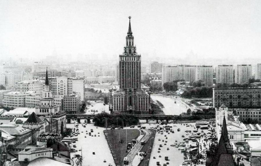 Интересные факты о Московских сталинских высотках