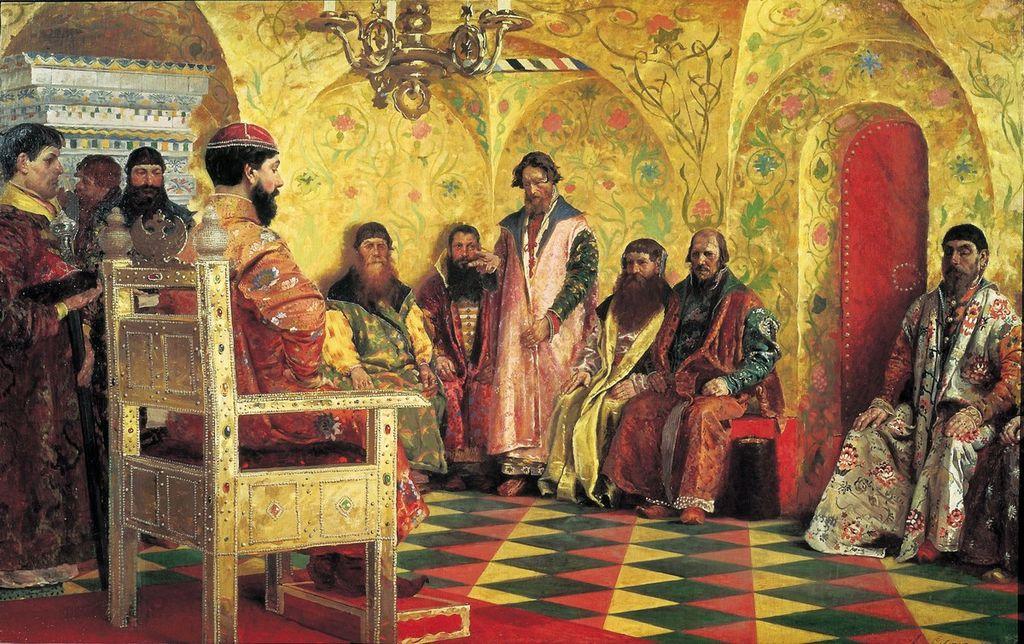 Самые влиятельные фамилии в русской истории (6 фото)