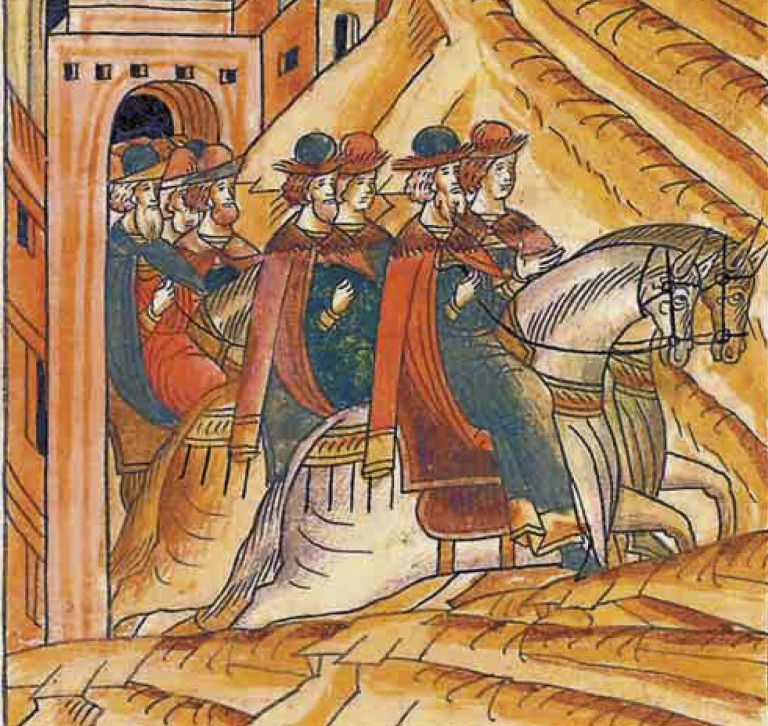 Великое Московское княжество против всех. Как рождалась Россия