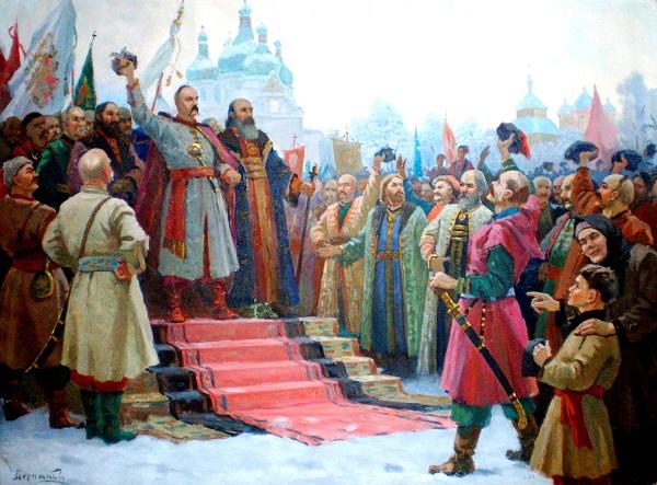 Как Украина присоединилась к России