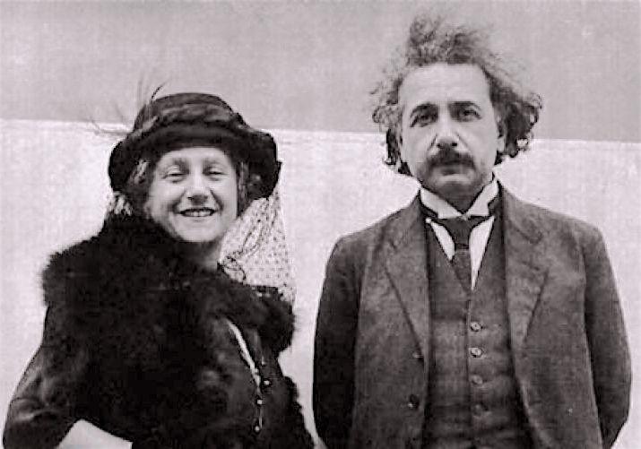 Маргарита Коненкова. Разведчица и русская любовь Эйнштейна