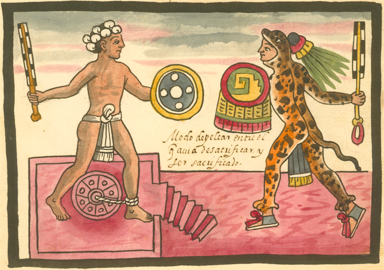 Как Америка жила до Колумба (5 фото)