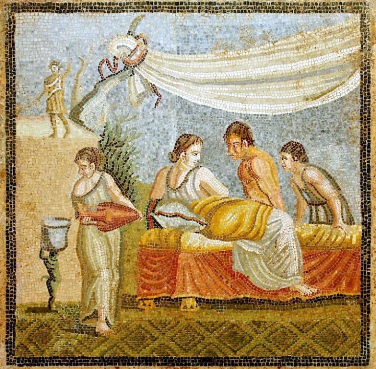 15 фактов о Древнем Риме
