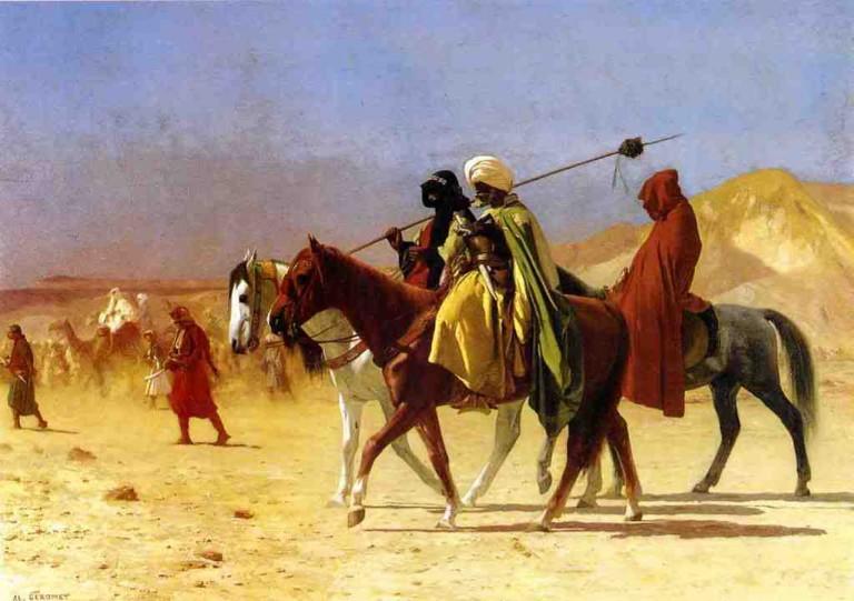 Халифат. Как арабы чуть весь мир не завоевали