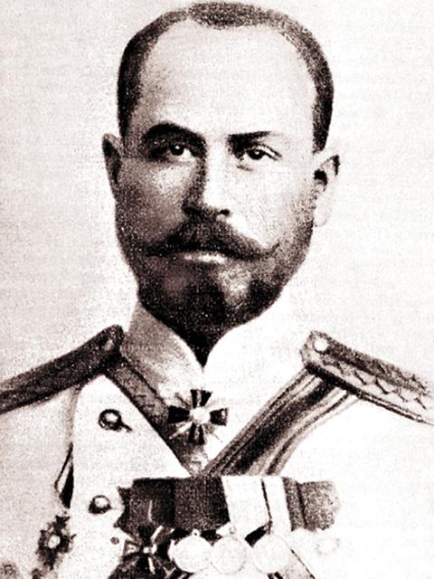 Александр Булатович