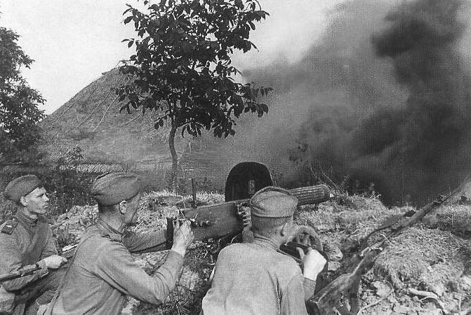Битва под Курской дугой