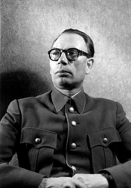 Портрет Андрея Власова