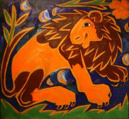 Лев, 1911 год