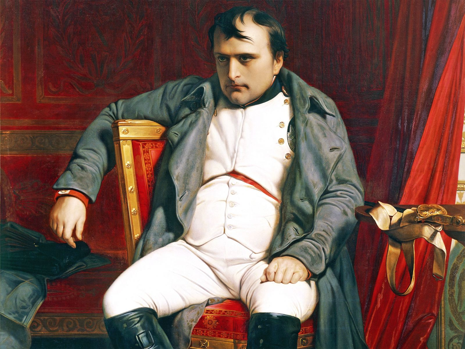 an analysis of why napoleon bonaparte could be the greatest military mind in france Waterloo not only brought to an end the extraordinary career of napoleon bonaparte napoleon changed his mind on that napoleon was a military genius.