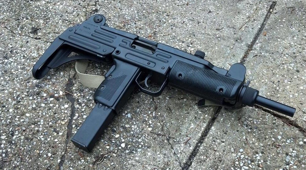 Пистолет-пулемет «Узи»: «простой еврейский автомат»