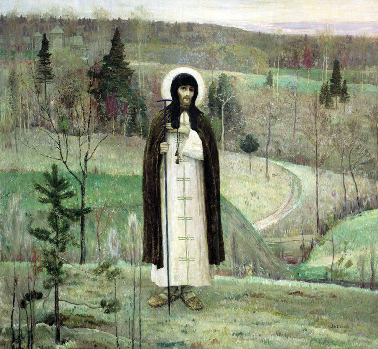 Монастыри, основанные Сергием Радонежским и его учениками (28 фото)