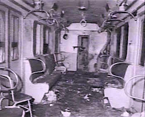 Атака террористов на Москву 1977 год