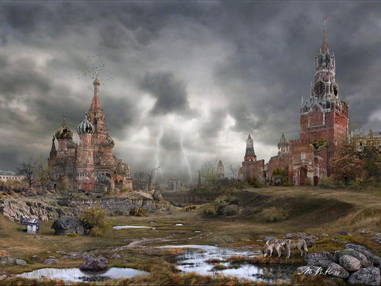 Картинки по запросу развалины москвы