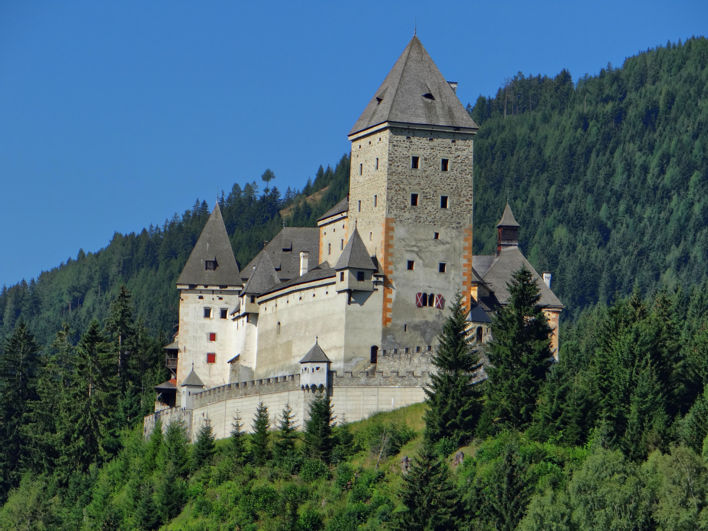 Moosham_Castle,_Unternberg_Austria