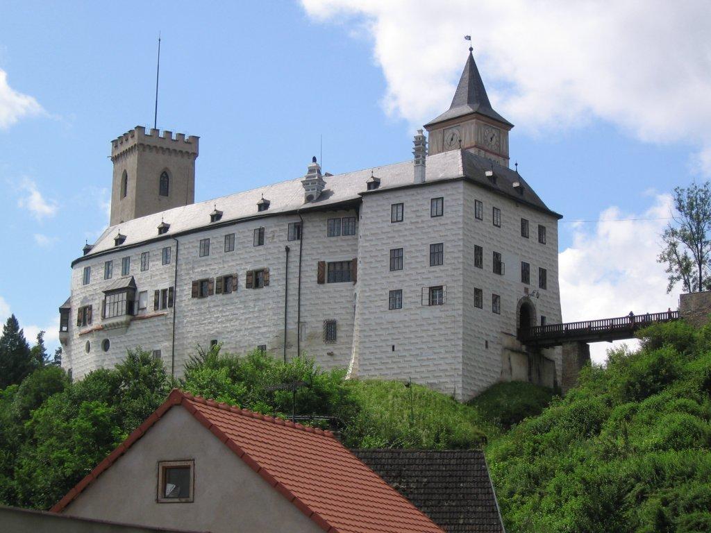 castle rozmberk