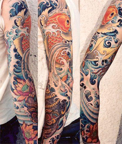 japanise tattoo