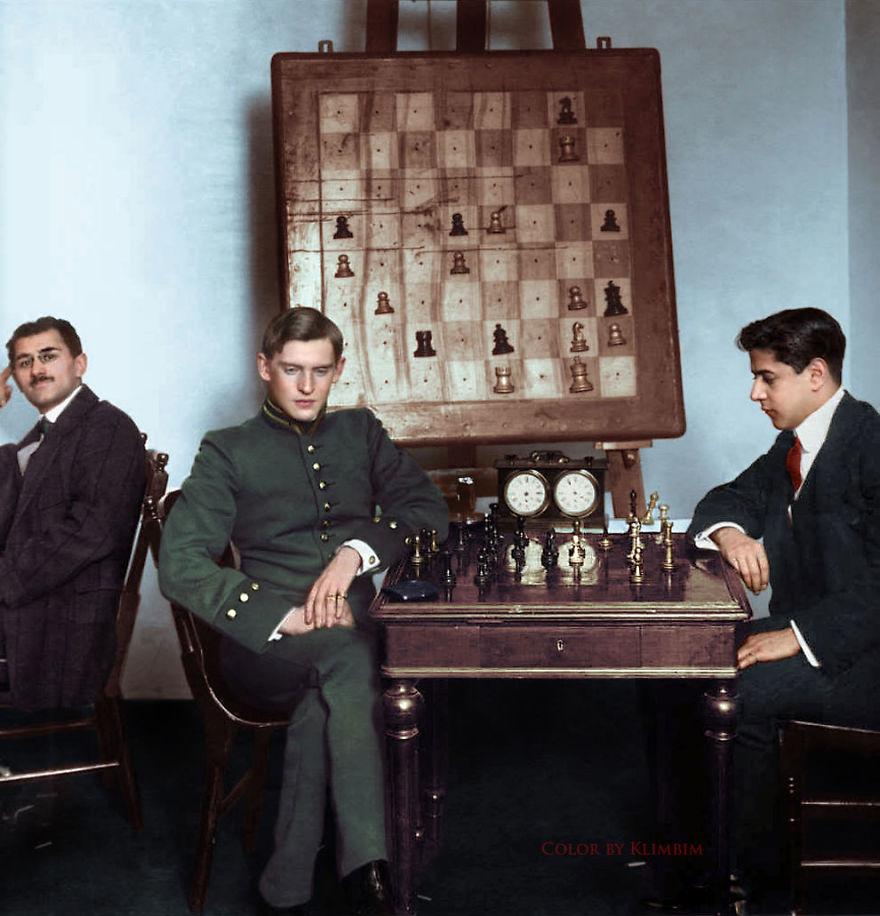 Jose-Raul-Capablanca-Vs-Alexander-Alekhine-1913