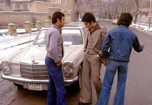 Young-people-in-Tehran-1970's