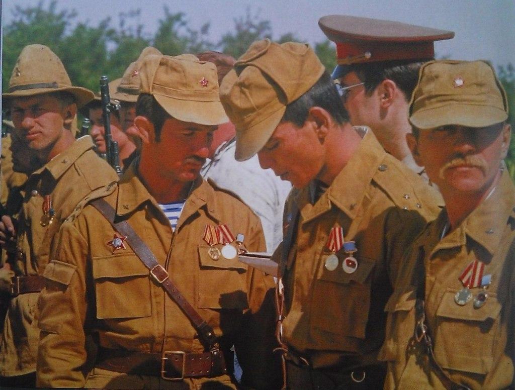 военные картинки с афгана очень аппетитно