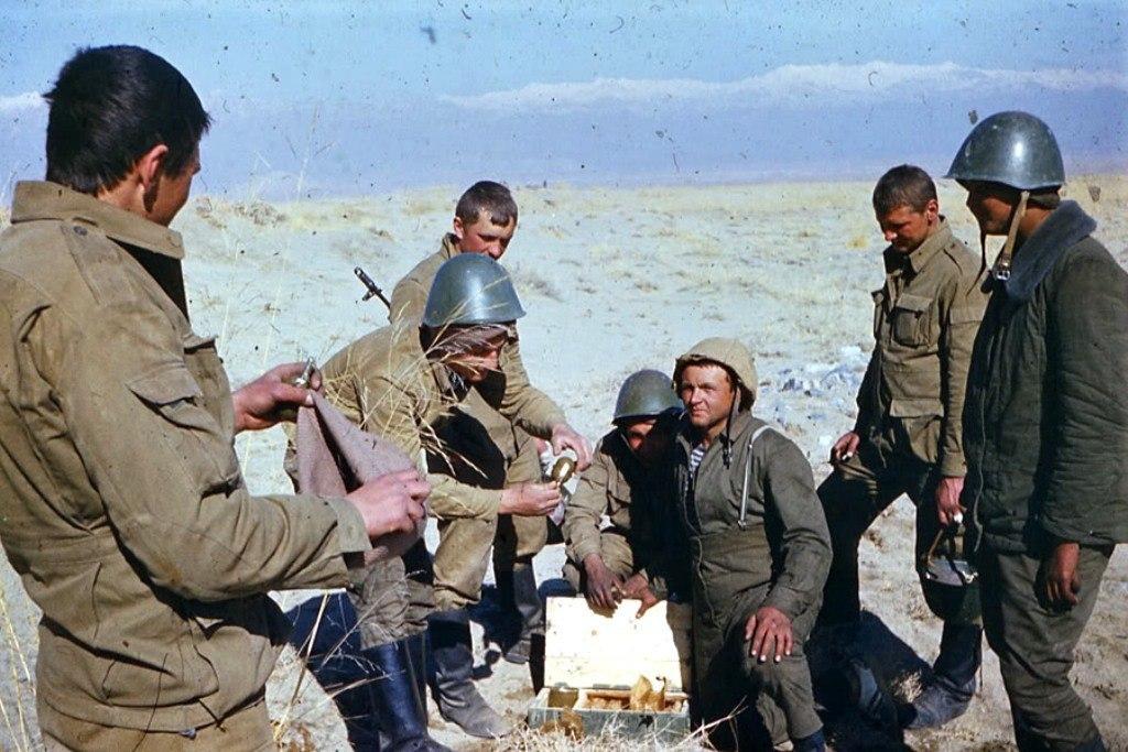 Афганские войны в картинках