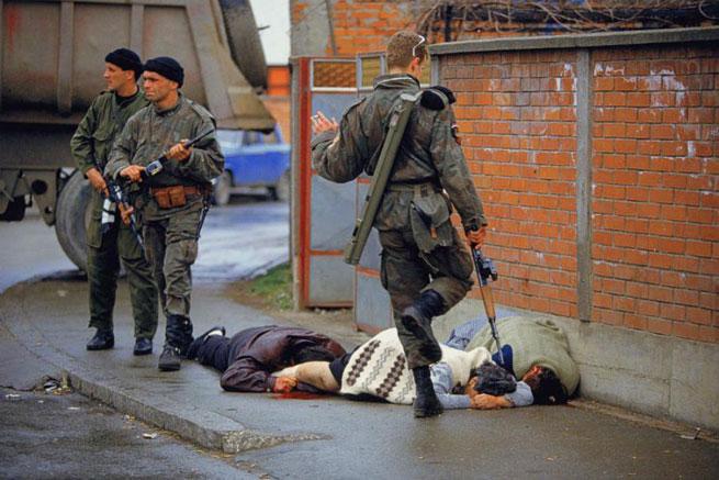 Распад югославии год