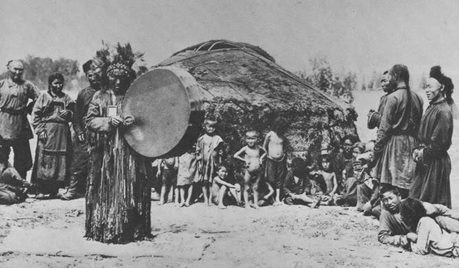 Классификация тувинских шаманов