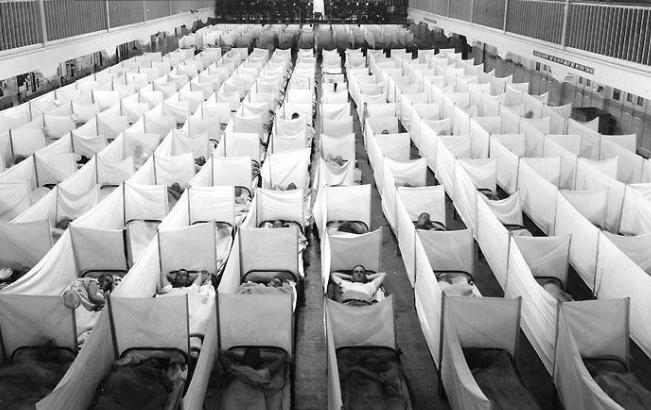 Пандемія коронавірусу очікувана