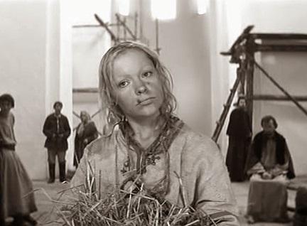 Русская женщина ждёт в гости любовника