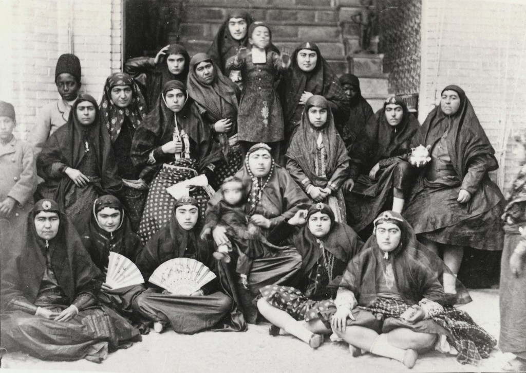iranlan-wife
