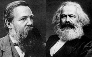 Маркс и энгельс гей