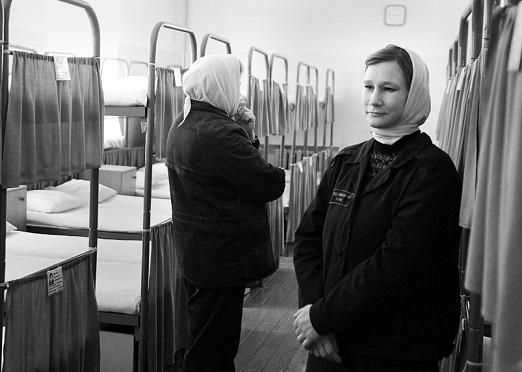 в 1967 году в американской женской тюрьме существовал шокирующий способ борьбы с лесбиянками