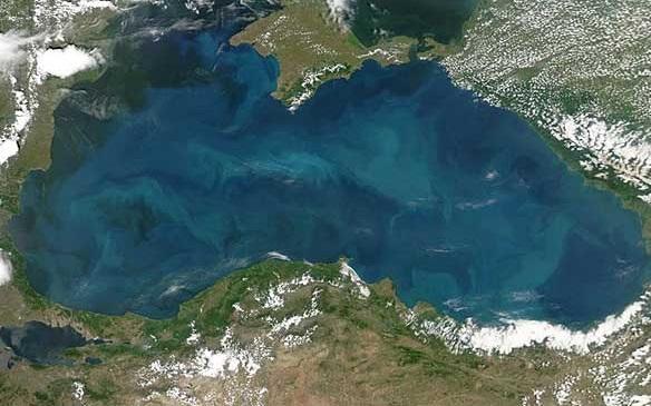 Неприятные сюрпризы Черного моря