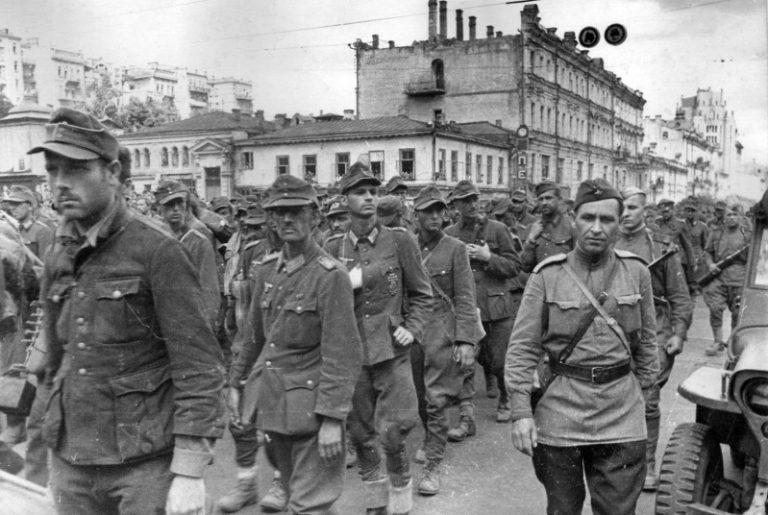 Солдаты попавшие в плен в годы великой отечественной войны
