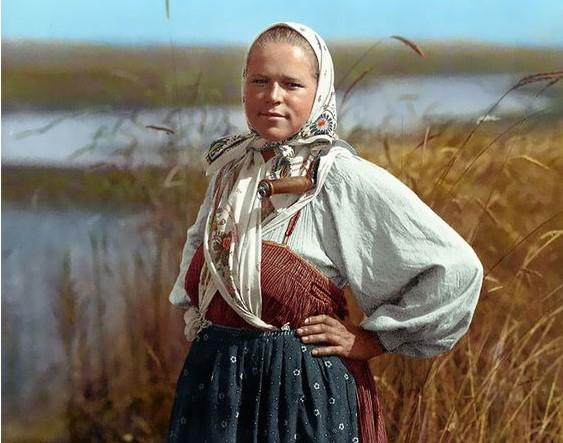 русские женщины. фото