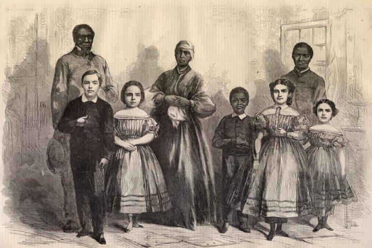 Белые рабыни черных