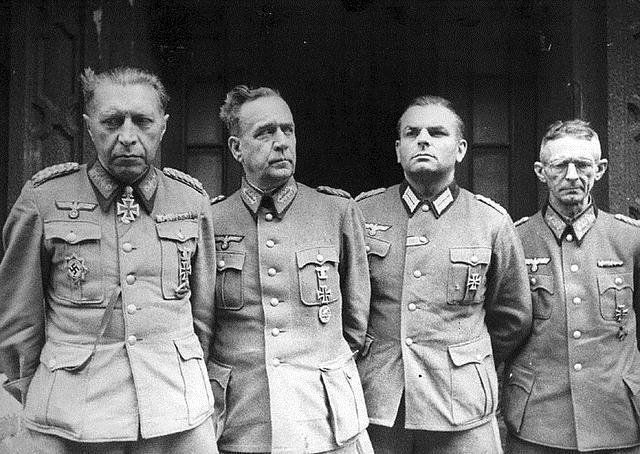 Почему на Нюрнбергском процессе не признали СС и гестапо преступными организациями
