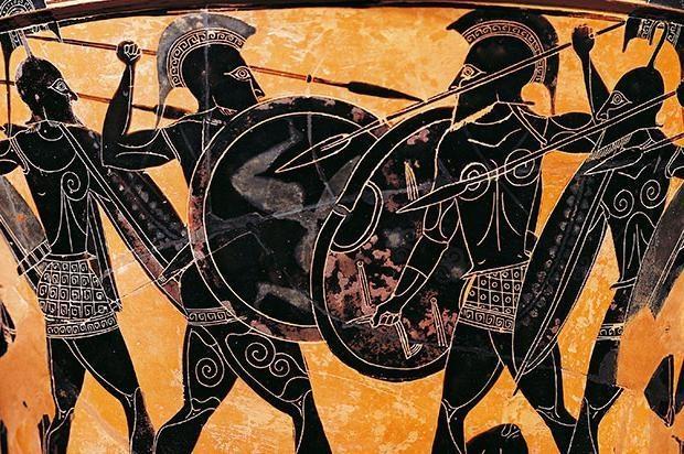 Как жили в древней Спарте